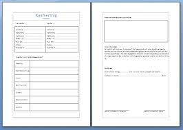 kaufvertrag küche allgemeiner kaufvertrag pdf vorlage kostenlos runterladen