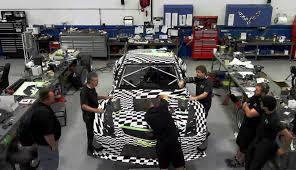 cadillac ats build cadillac ats v r race car build gm authority gm authority