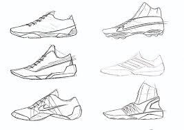sketching u2013 footwear design