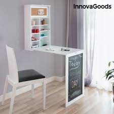 wall mounted foldable desk innovagoods wall mounted folding desk buy at wholesale price