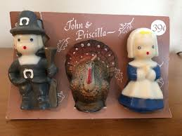 pilgrim candles thanksgiving vintage gurley candles priscilla thanksgiving turkey pilgrim