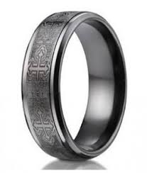 mens black engagement rings striking black engagement rings black ring