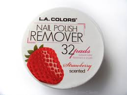 la colors nail polish remover pads review a lovely allure