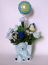 it u0027s a boy baby shower centerpiece baby boy gift baby