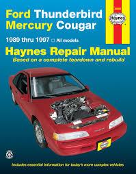 100 haynes ford freestar 2005 repair manual repair manual