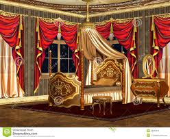 Royal Bedroom by Royal Bedroom Stock Illustration Image 48312971