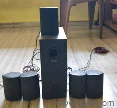 5 1 Home Theater Htd5570 94 Philips - philips home theater remote used music systems home theatre in
