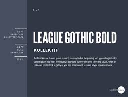 Best New Font For Resume by The Ultimate Guide To Font Pairing