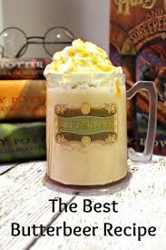 the ultimate collection of harry potter ideas butterbeer recipe