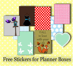 erin condren life planner free printable stickers free printable planner stickers bridal shower invitations and more