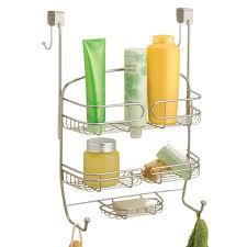 interdesign satin neo over shower door caddy amazon co uk interdesign satin neo over shower door caddy amazon co uk kitchen