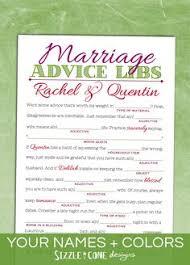 bridal mad libs 14 free and printable wedding mad libs free mad and
