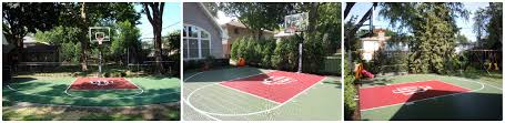 outdoor game courts u2013 adv builders inc