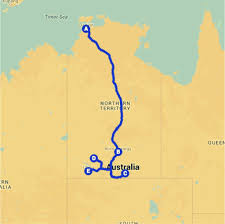 Best Road Trip Map Guide To The Best Road Trips In Australia Travellers Autobarn