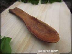 Carving Wooden Kitchen Utensils by Minimalistic Pear Wooden Spoon Hand Carved Wood Kitchen Utensil