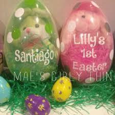 personalized easter eggs maesgirlythings on etsy on wanelo