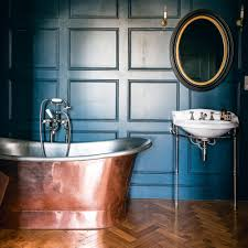 edwardian bathroom ideas take a tour of this reconfigured edwardian semi in london blue