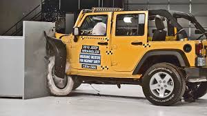 small jeep wrangler crash test 2015 jeep wrangler youtube