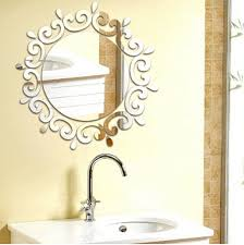 decorative bathroom mirrors accessories simple track lighting