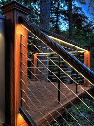 Ideas For Deck Handrail Designs Best 25 Balcony Railing Ideas On Pinterest Railing Design
