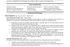 Analyst Resume Example Data Analyst Resume Cover Letter Example Data Analyst Data