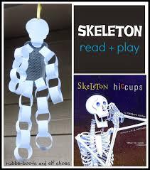 Preschool Halloween Craft Ideas - best 25 skeleton craft ideas on pinterest halloween crafts for