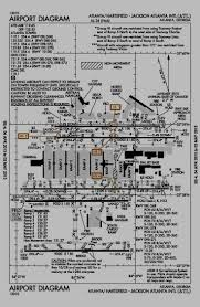 Hartsfield Jackson Atlanta International Airport Map by 167 Best Air Maps Images On Pinterest
