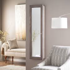 Wall Mirror Jewelry Storage Furniture Interior Furniture Accessories Design With Full Length