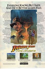 Die Besten 25 Indiana Jones Video Games Ideen Auf Pinterest