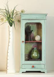 small cabinet with glass doors mini glass door decoupaged cabinet project by decoart