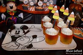 scary halloween candy bowl the wdw party blog