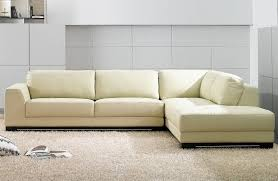 canap cuir beige maison comment nettoyer canapé cuir canapé angle cuir blanc cassé