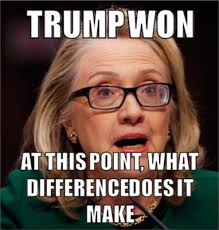 Make A Meme - at this point what difference does it make honest hillary mad