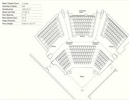 theater floor plan how to design theater seating shown through 21 detailed example