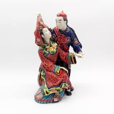 Collectible Home Decor Sale Collectible Antique Chinese Statues For Wedding Gifts