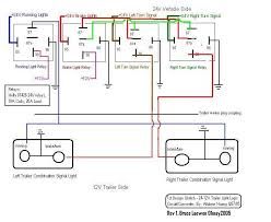 semi trailer wiring diagram semi trailer straps wiring diagram