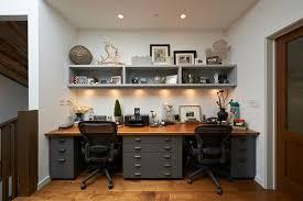 d馗orer un bureau 14 idées pour aménager et décorer un bureau pour deux bricobistro
