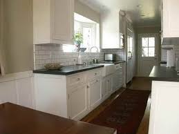 pictures of subway tile backsplashes in kitchen creative white subway tile kitchen backsplash pictures