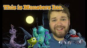 Monsters Inc Halloween by This Is Monsters Inc
