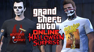 Halloween T Shirts by Gta 5 Online How To Get The Super Rare Halloween T Shirts U0026 More
