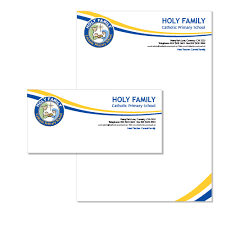 Business Cards And Headed Paper Printed Stationery