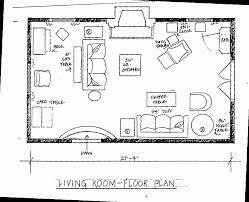 Floor Plans With Dimensions Living Room Floor Plans With Others Mueller Living Room Floor Plan