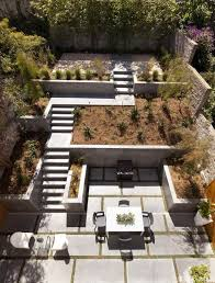 exterior awesome sitting space of cool backyard ideas by applying