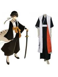 Bleach Halloween Costumes Bleach Captain Tousen Kaname 9th Division Cosplay Costumes
