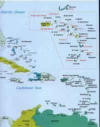 Carribbean Map Caribbean Archipelago Map Bdsgiaitri
