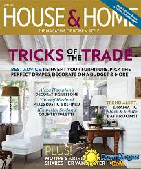 Home Renovation Magazines Spring Decorating Ideas And How To Plan Your Next Renovation