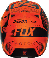fox helmet motocross 2016 fox racing v2 union helmet motocross dirtbike mx atv ece