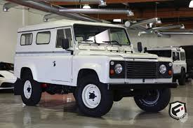 land rover jeep defender for sale 73 land rover for sale on jamesedition