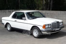 mercedes w123 coupe for sale sold mercedes 280ce coupe auctions lot 8 shannons