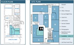 Chiropractic Floor Plans 241 Peachtree Site Plan U2013 Floor Plan Dinerman Group
